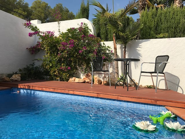 small quiet studio - Moraira - Apartment
