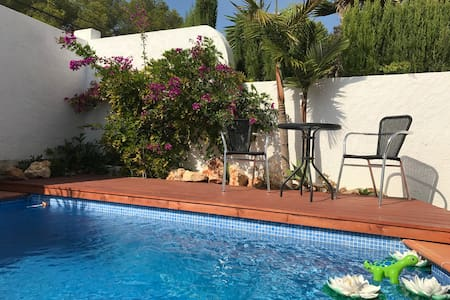 small quiet studio - Moraira - Apartament