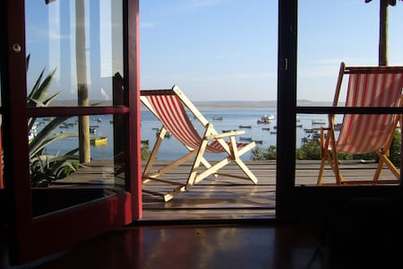 Tongoy casa  con espectacular vista al mar. - Tongoy - Casa