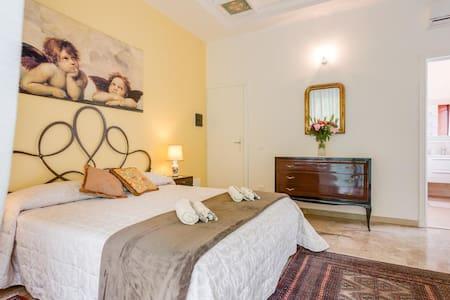 San Sotero Vatican Relais - Room Michelangelo - 羅馬 - 家庭式旅館