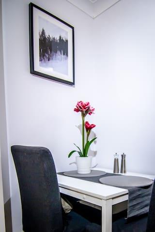 Beautifully presented apartment
