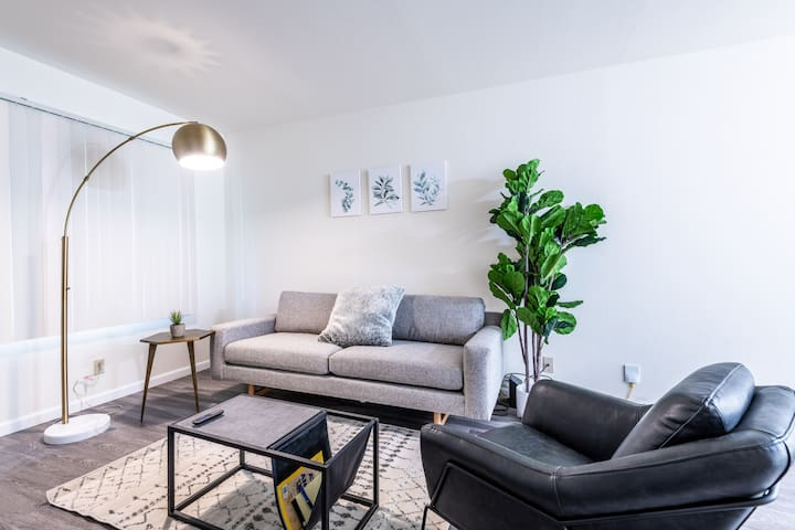 Comfy Home, 13 Minutes to SF 地铁13分钟直达三番市中心