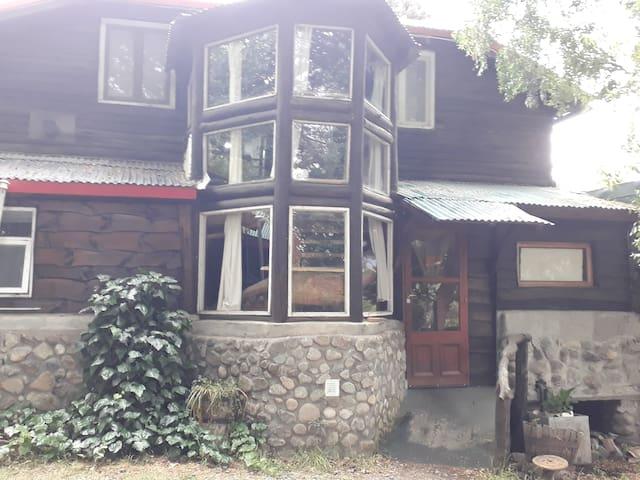 la casa de Ana. departamento