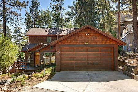 Visit our Cozy Mountain Retreat - Pets Welcome - Big Bear Lake