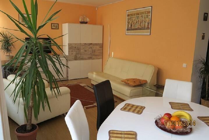 Lux Apartma pro 6 Hostů s přestupem do záhrady