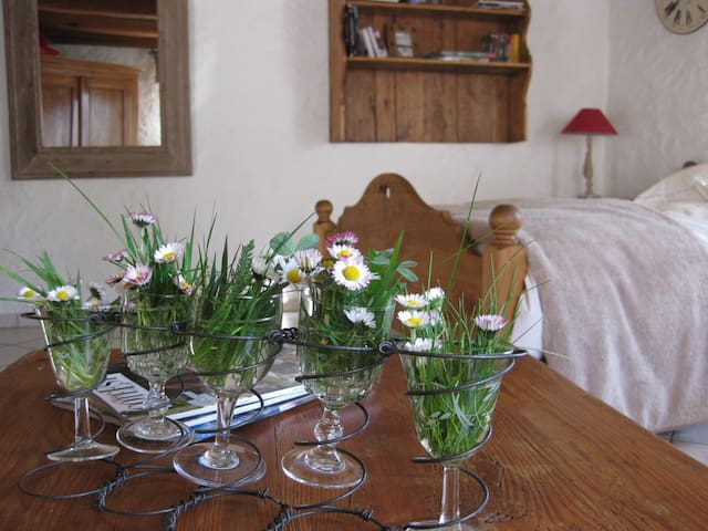 Gîte la Chaume en Alsace - Labaroche - Casa