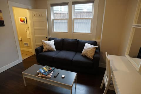 Private Guest Suite in Seattle's Central District