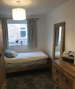 Smart Single Room in Quiet Flat, Hemel Hempstead