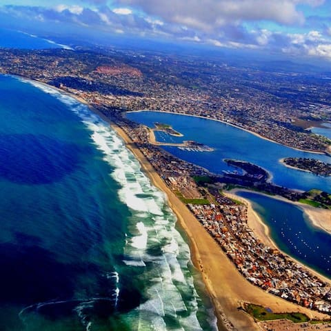 Guidebook for Mission Beach and Surrounding Areas
