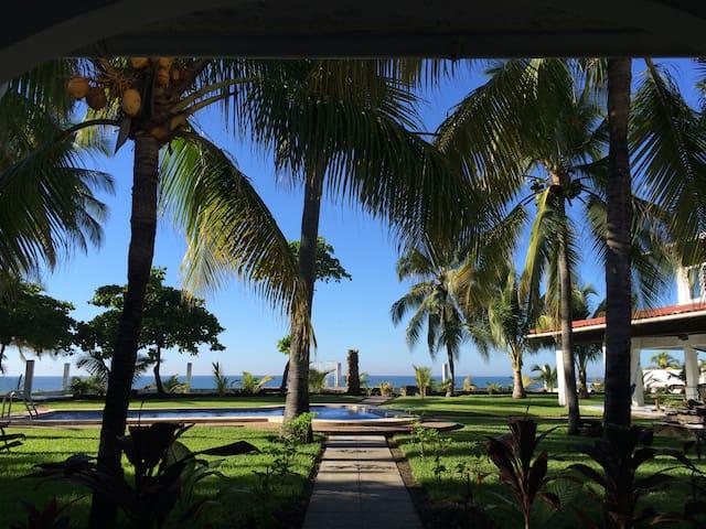 Ocean Front Paradise - La Libertad - Dům