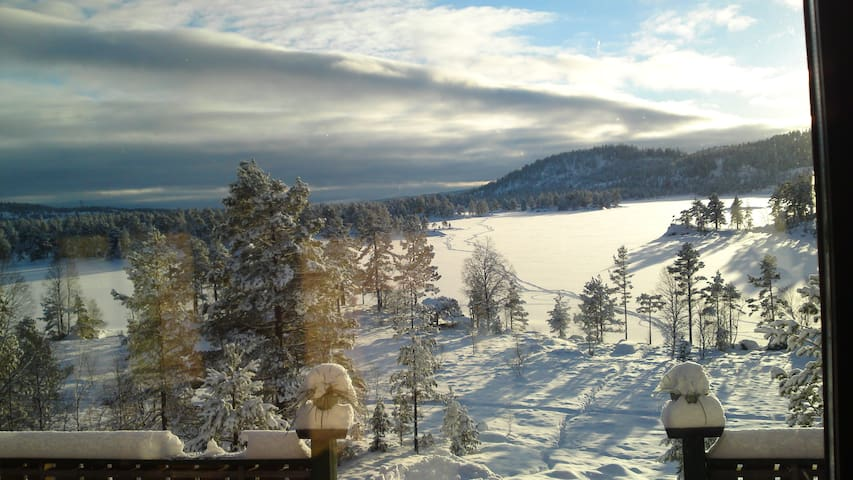 Cottage in Norwegian nature - Mykland - Hytte