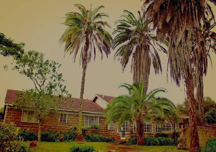 Riara Ridge farmhouse