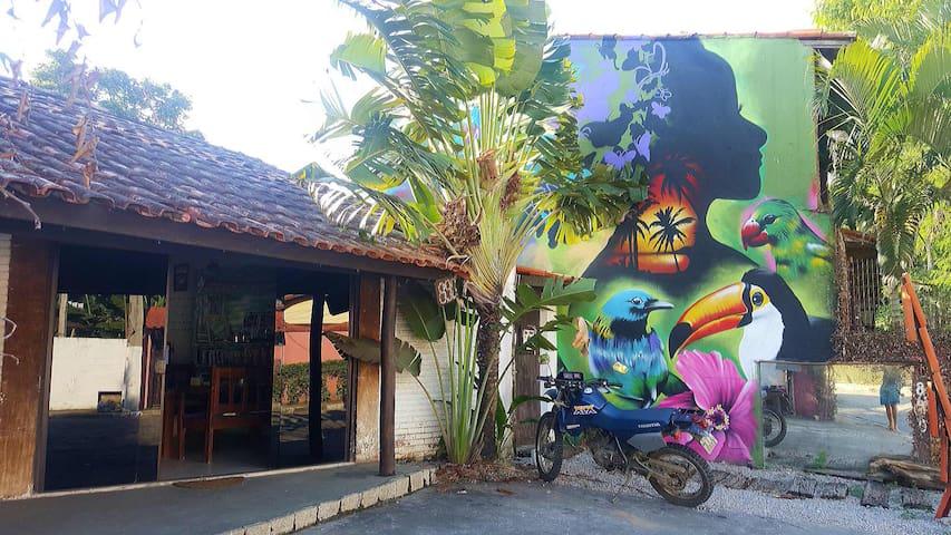 Hostel Caxinguelê - excelente localização