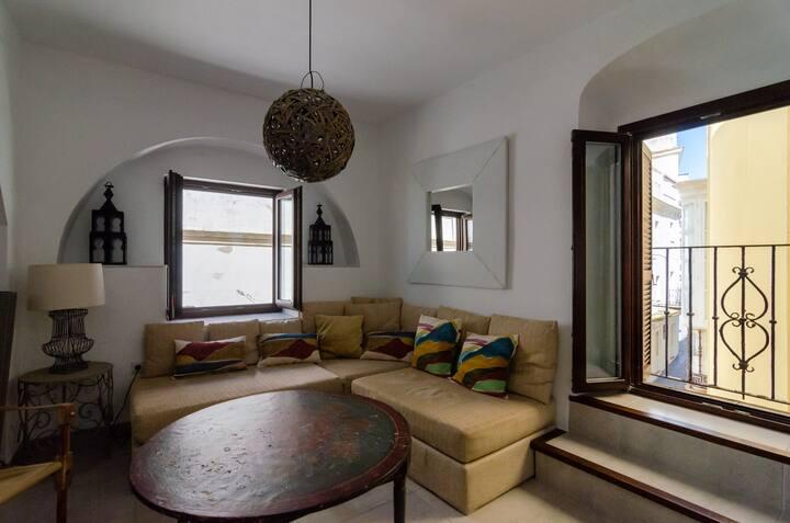 Apartamento en la mejor zona del Casco Antiguo