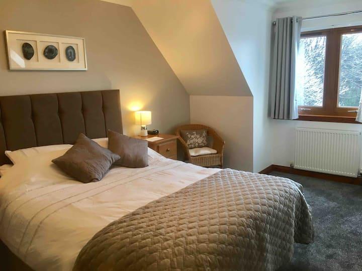 Burntree House King Room