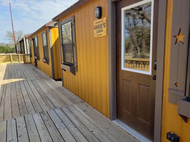 Annie's Cabin, Lone Camp, TX