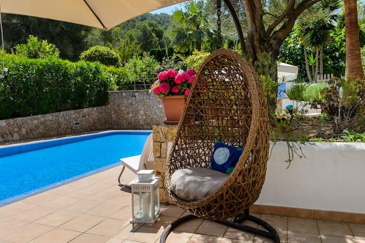 New! Villa Blanca Santa Eulalia