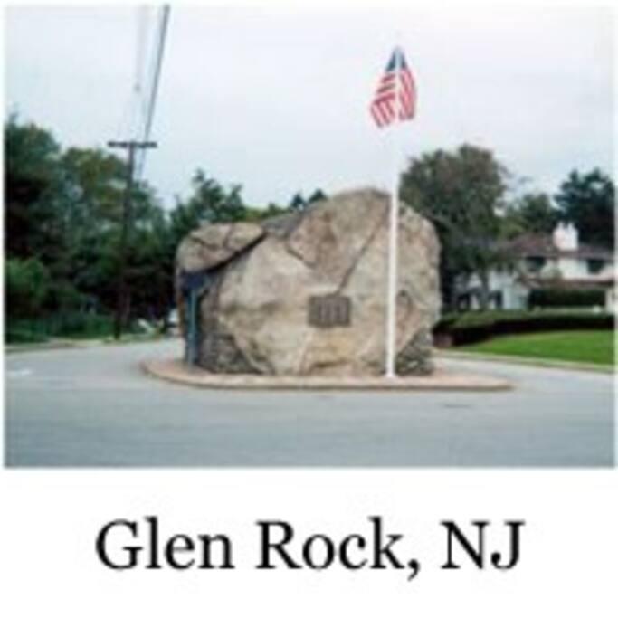 Downtown Glen Rock, NJ