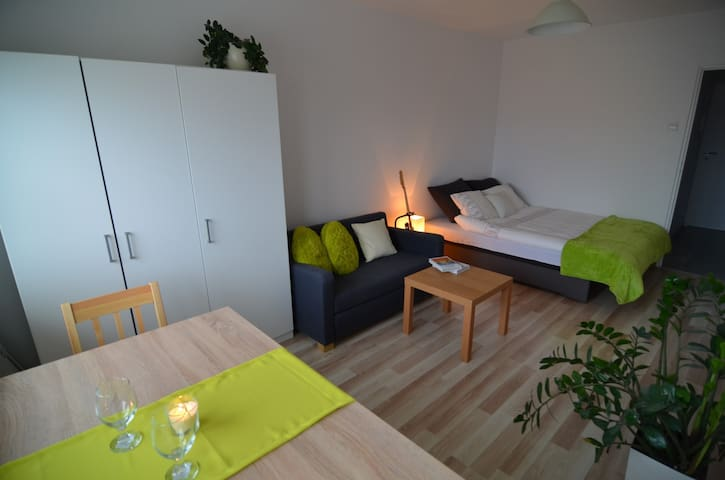 Great value recently redecorated flat. Have a look - Kraków - House