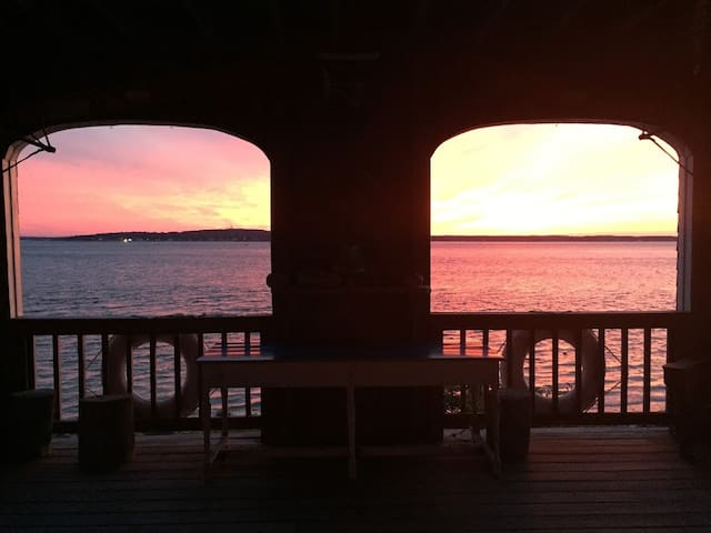 Clark's Island Anchor's Aweigh Retreat