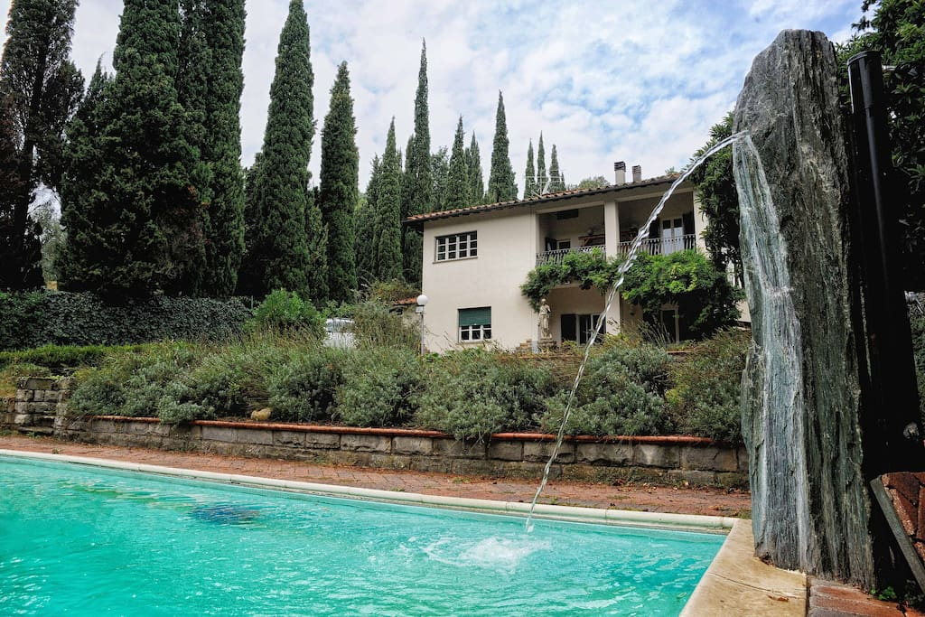 Chalet la Casetta nel Bosco di Villa Sargiano (Monolocale)