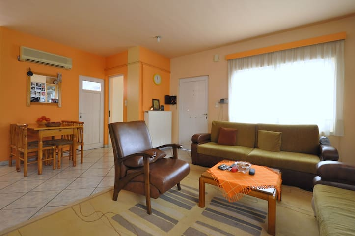 livingroom and sofa