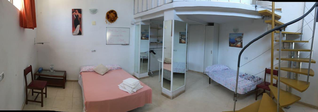 Apartamento para conocer Valencia - València - Appartement