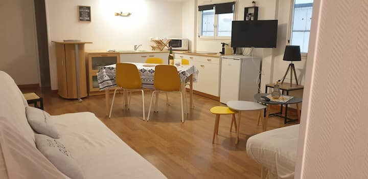 Appartement proche plage cabourg