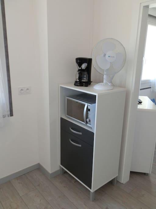 Micro Onde / Ventilateur