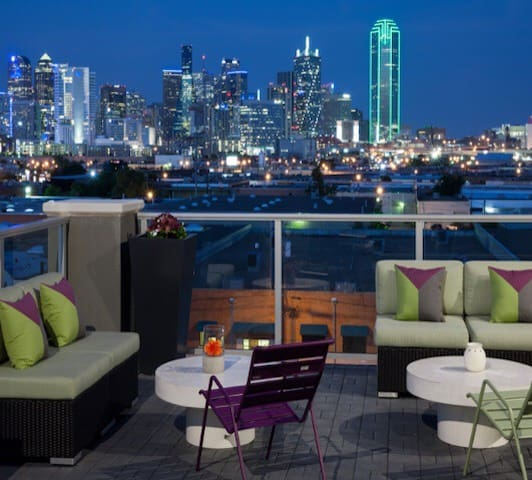 ASK GET 20% OFF - Beautiful Downtown Dallas View
