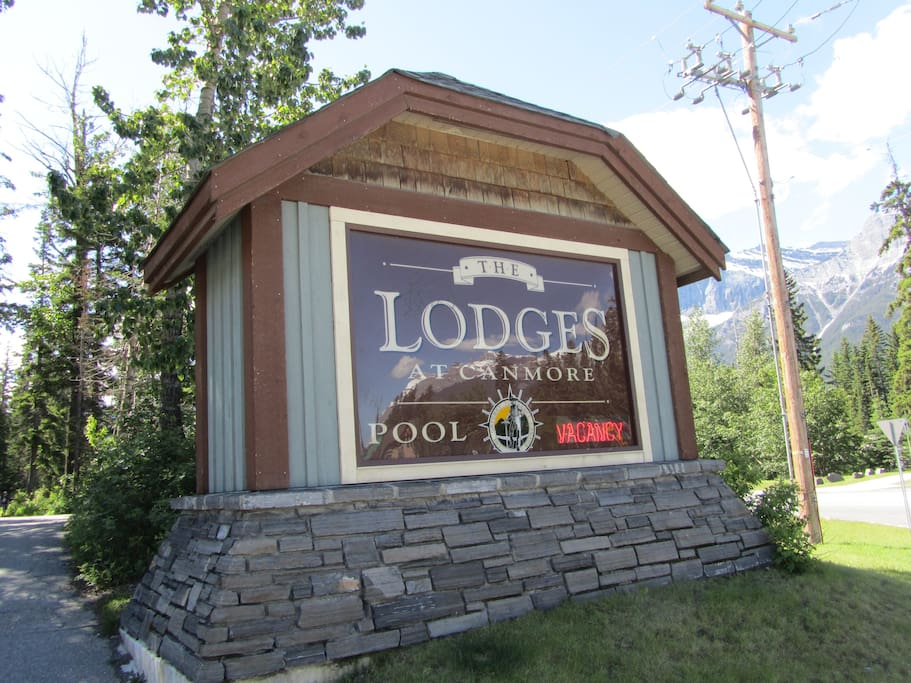 The Lodges at Canmore.