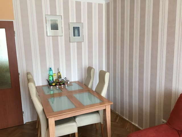 Ferienwohnung für 4 all In - Loučovice - Appartement