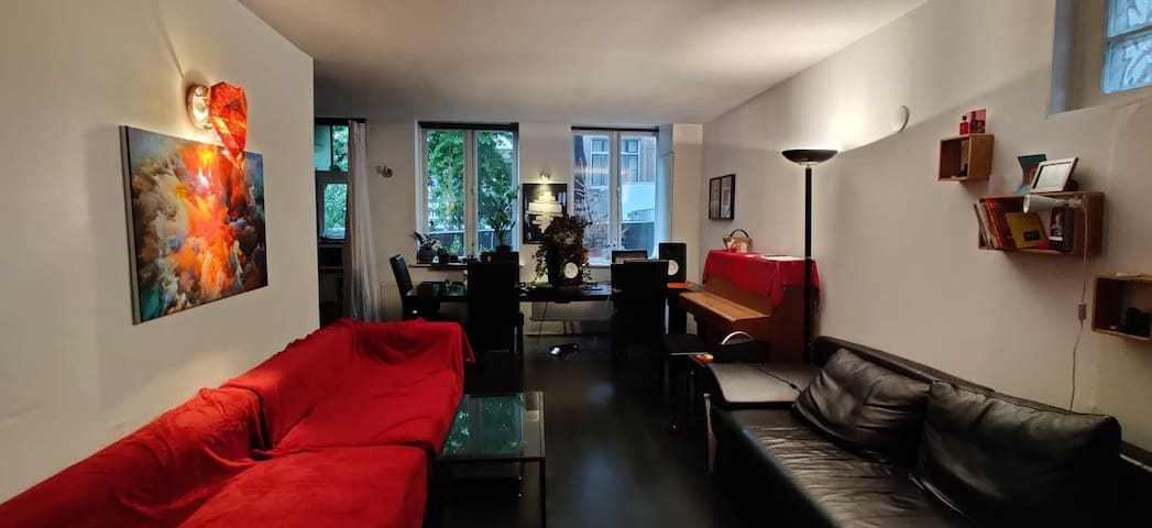 Spacious and Cozy Studio in Westerpark Area