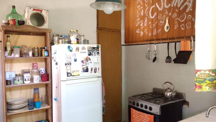 Castelar, Habitacion Privada, Hermoso Barrio - Castelar - Apartamento