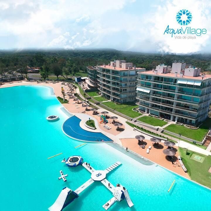 Apartamento de playa en Aqua Village Paraguay