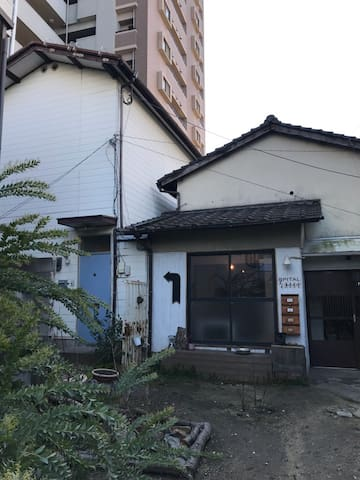private house rent / Fukoka airport 14min by taxi