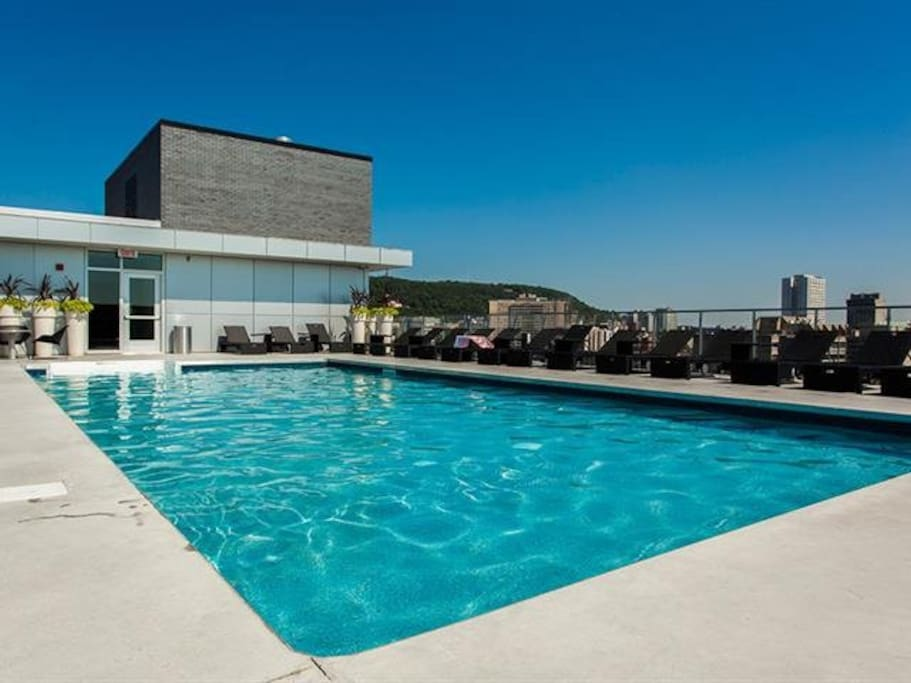 2nd Rooftop Pool