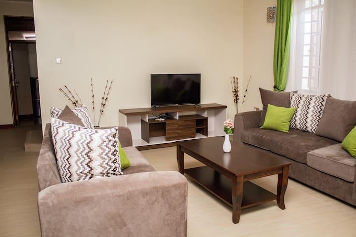 Chayil Apartments