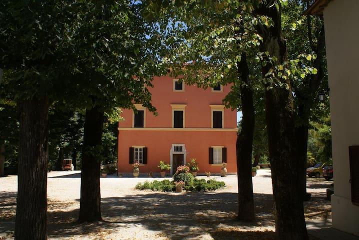 Villa Poggiolo - Suite Verde