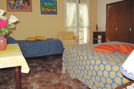 perfect for 3 people, with parking and garden - Salsomaggiore Terme