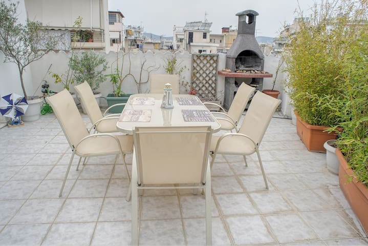 PENTHOUSE APARTMENT - Athina - Daire