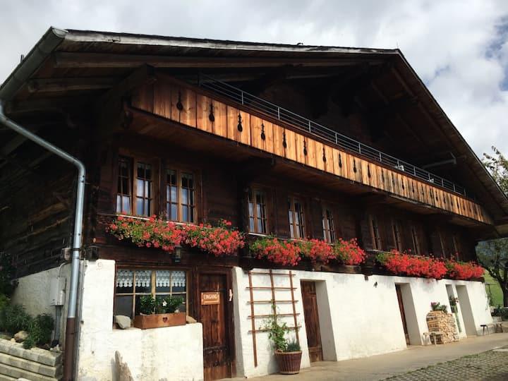 Ferienwohnung, Chalet Bergfee