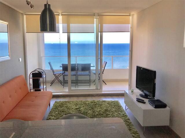 Exclusivo departamento con Hermosa Vista al Mar.