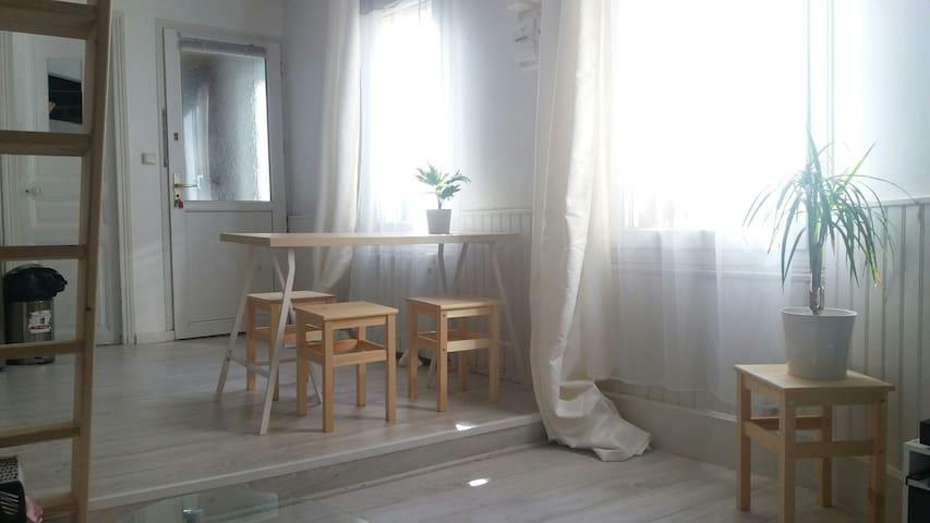 Studio moderne entre Paris & Disney - Le Perreux-sur-Marne - Apartment