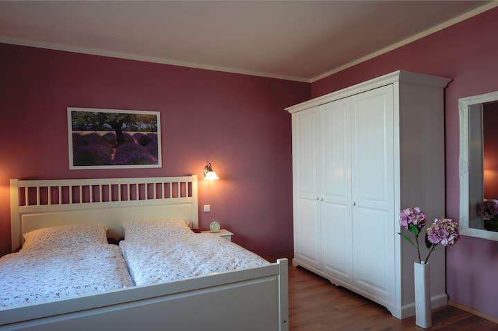 Altes Zollamthaus St.Ingbert - Lavendelzimmer -