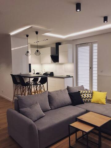 Apartament Aleja Wilanowska