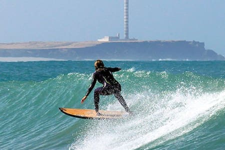 Chambre + surf vague - Dakhla