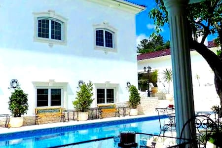 3Rooms Penthouse in Luxury Villa 5*(5-8 Persons) - Maceira - Villa