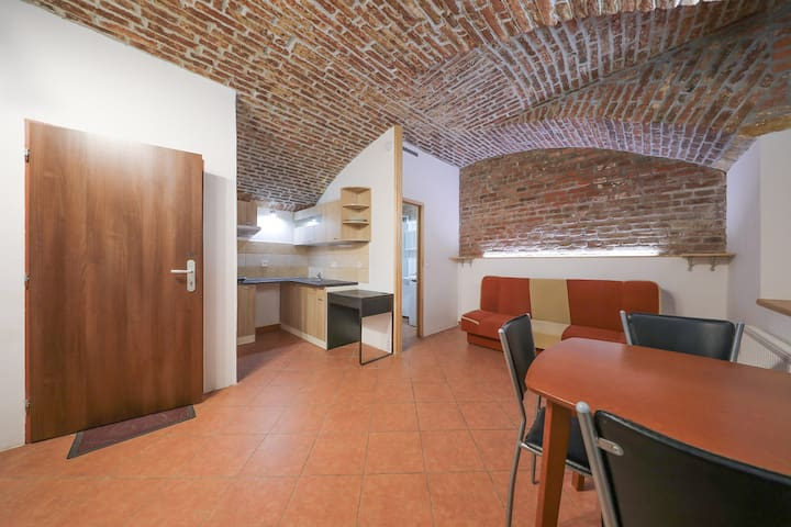 Cool apartment in legendary city district Žižkov