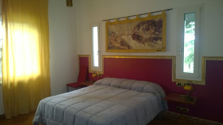 B&B Casa Di Meco - Camera Matrimoniale 2 - Cittanova - Bed & Breakfast